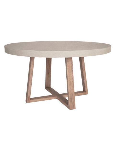 Garrett Stonetop dining table – Greige Design
