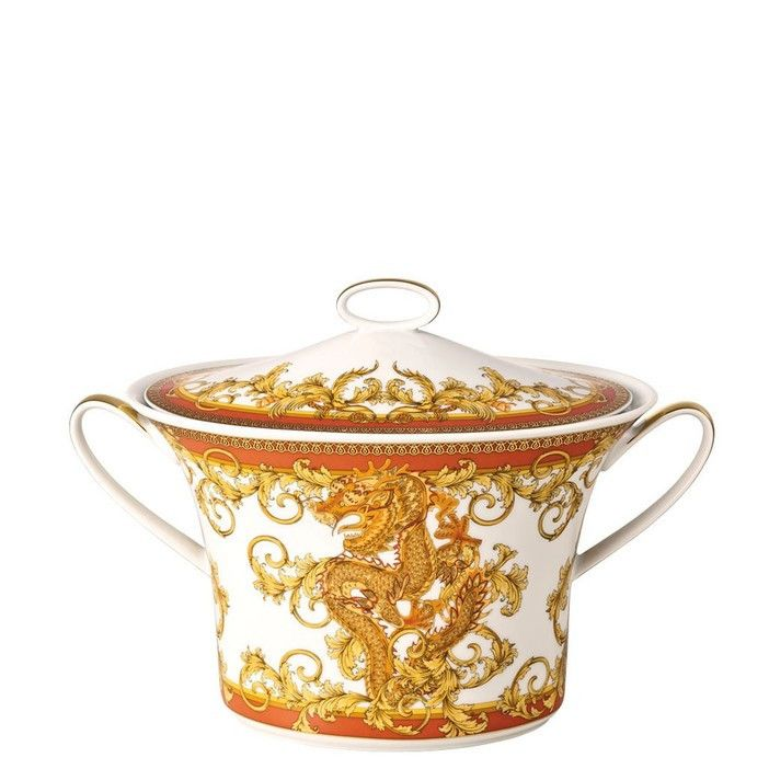 Asian Dream Soup Tureen 77.0 oz