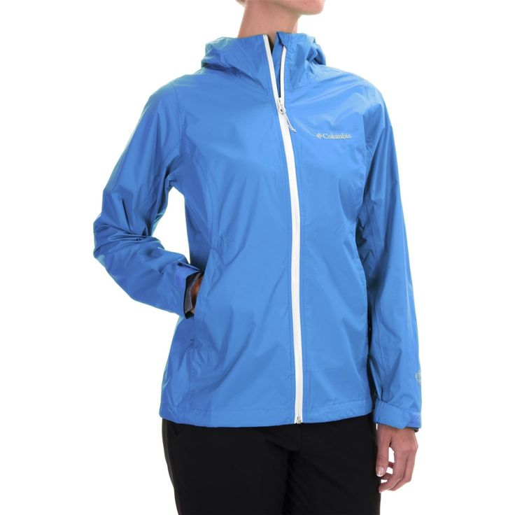 Columbia Sportswear EvaPOURation Omni-Tech® Jacket (For Women)
