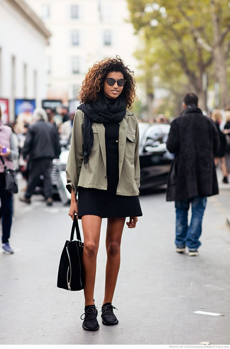 Model off Duty: Imaan Hammam