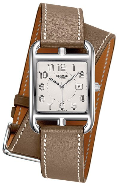 Hermes Cape Cod GM Watch #hermes #watches #accessories