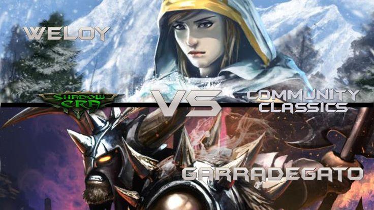 Shadow Era: Community Classics #28 Weloy VS Garradegato by GnEric
