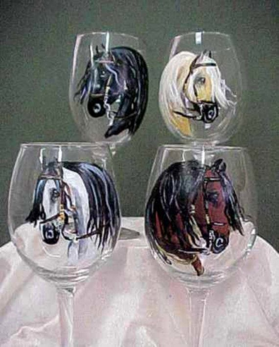 Hey, I found this really awesome Etsy listing at https://www.etsy.com/listing/205441411/passo-fino-hand-painted-wine-glasses-set