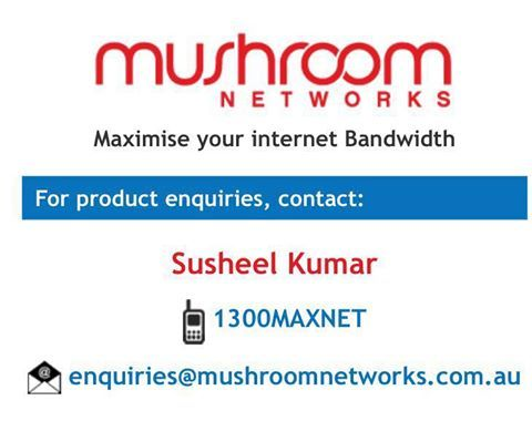 Mushroom Networks combines with multiple network service providers to make the Broadband bonding to give the end user with great bandwidth through server load balancing. For more info Visit;http://www.mushroomnetworks.com.au/server-load-balancing/about-mushroom-networks-australia.php