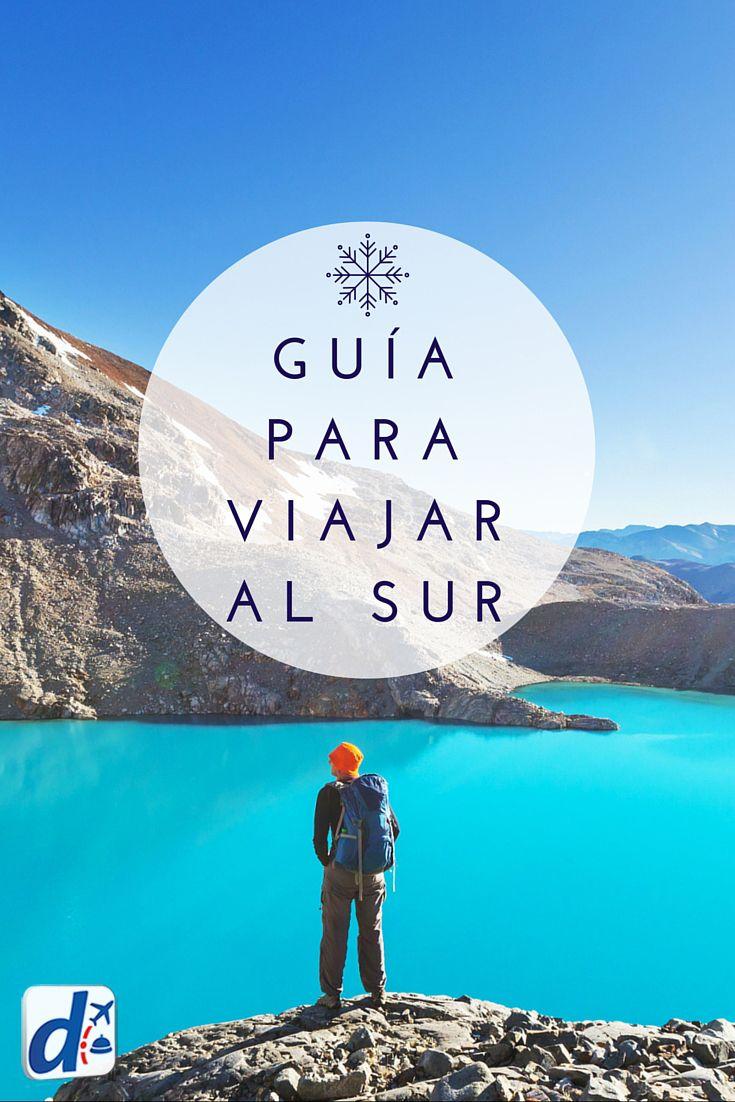 Aquí te traemos una mini guía para que sepas qué tenés que ver sí o sí, cuando viajes al sur argentino. #DespeTips #Argentina #Viajes