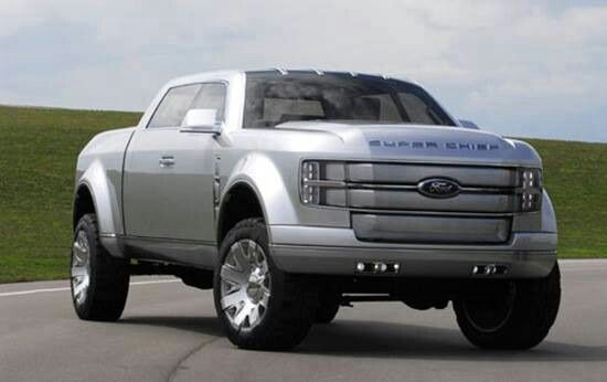WOW!!! The new ford F150 2014
