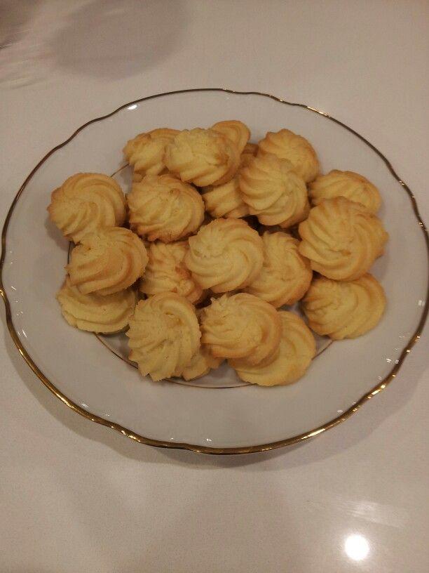 Vinenese Cookies