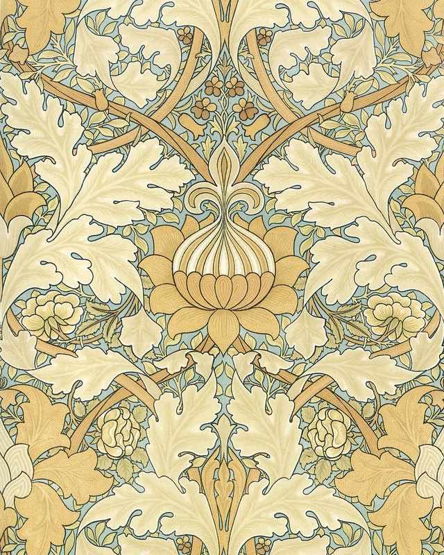 Best William Morris Patterns Images On Pinterest Fashion - Arts and crafts fabric patterns