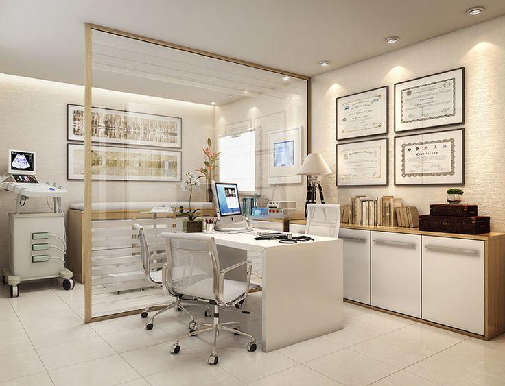 consultorio medico de luxo - Buscar con Google                                                                                                                                                                                 Más