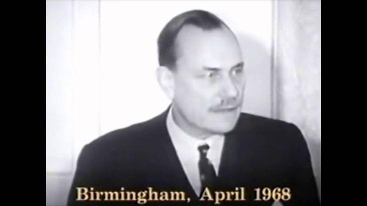 Enoch Powell's Rivers Of Blood Speech in 1080p