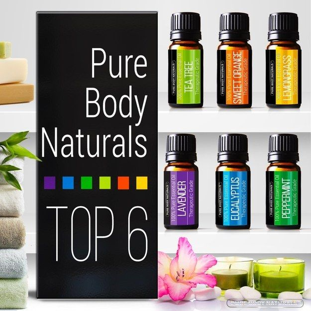 Essential oils to transport you. | 37 Things That Prove Money Really Can Buy Happiness