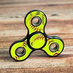 Softball Fidget Spinner