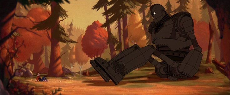 THE IRON GIANT (1999) DP: Steven Wilzbach | Dir: Brad Bird