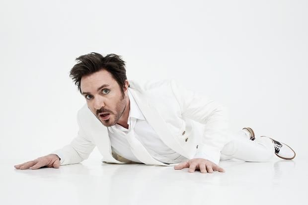 """""""What I've learnt: Simon Le Bon"""" (Duran Duran). *Interview. - 'Angry young man is quite cool. Angry young man becomes a grumpy old git isn't so attractive'     With the band Duran Duran, Simon Le Bon, 54, has sold more than 100 million records over a 30-year career, including hits such as Rio and Hungry Like the Wolf. He lives in southwest London with his wife, the supermodel Yasmin Le Bon, and their three dogs and two cats. They have three daughters, Amber, Saffron and Tallulah."""