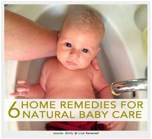 Best Natural Remedy For Baby Colic