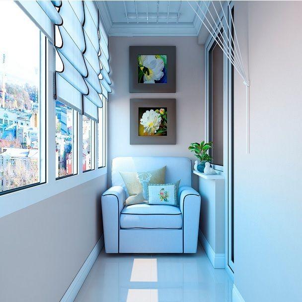 Фотография: Декор в стиле Кантри, идеи оформления балкона, как оформить балкон, освещение балкона, декор для балкона, полезные мелочи для балкона, Советы, Декор интерьера, Балкон – фото на InMyRoom.ru