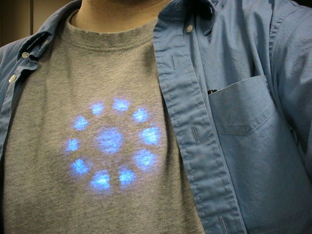 Iron man arc reactor diy