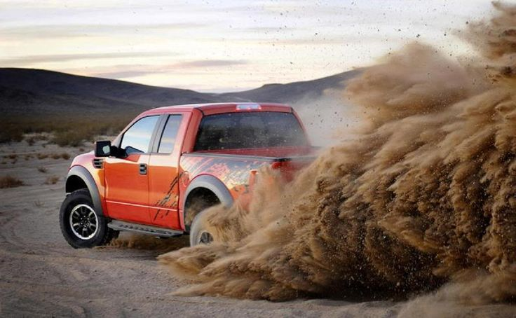 ford-f150-svt-raptor-2010-rear ...