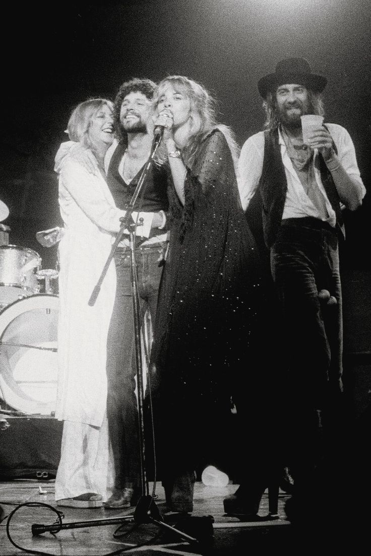 Fleetwood Mac / Christine McVie, Lindsey Buckingham, Stevie Nicks, and Mick Fleetwood