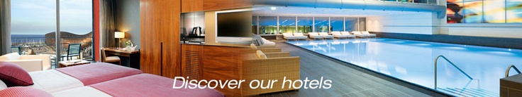 Discover our hotels