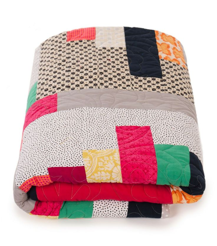 Gorman Online :: Miss Moresby one of a kind Queen Quilt - All - Homeware