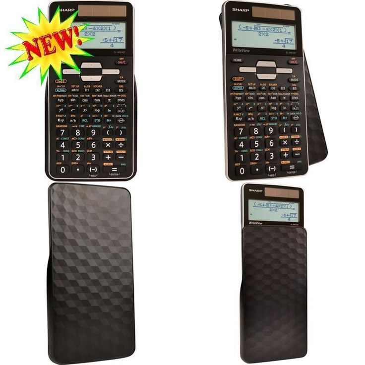 Sharp EL-W516TBSL Advanced Scientific Calculator with WriteView 4 Line Display http://ift.tt/2oXtSTm #Sharp #Advanced #Scientific #Calculator #with #WriteView #4Line #Display #Consumer #Electronics #Gadgets #Calculators #gistores