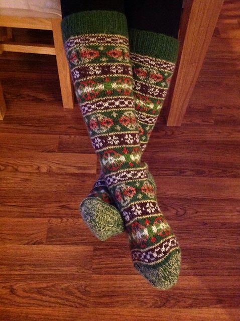 Ravelry: LSHamari's Katherine's Socks