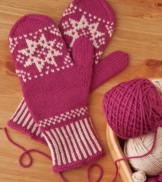 229 best Mittens images on Pinterest | Knit mittens, Ravelry and ...