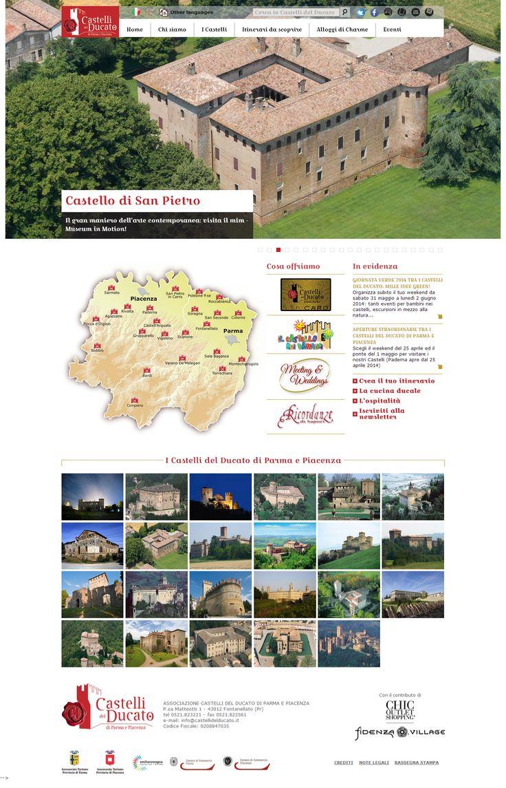 Home Page Castelli del Ducato