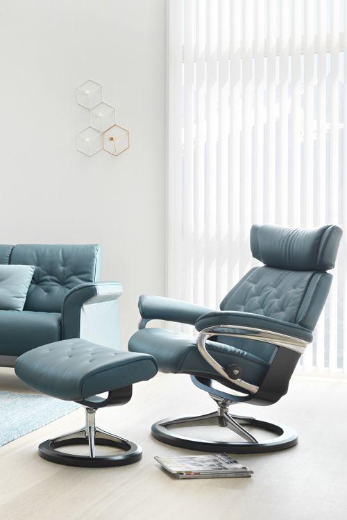 Ein Klassiker Neu Interpretiert: Stressless Sessel Skyline Im Modernen  Design. Von Spitzhüttl Home Company