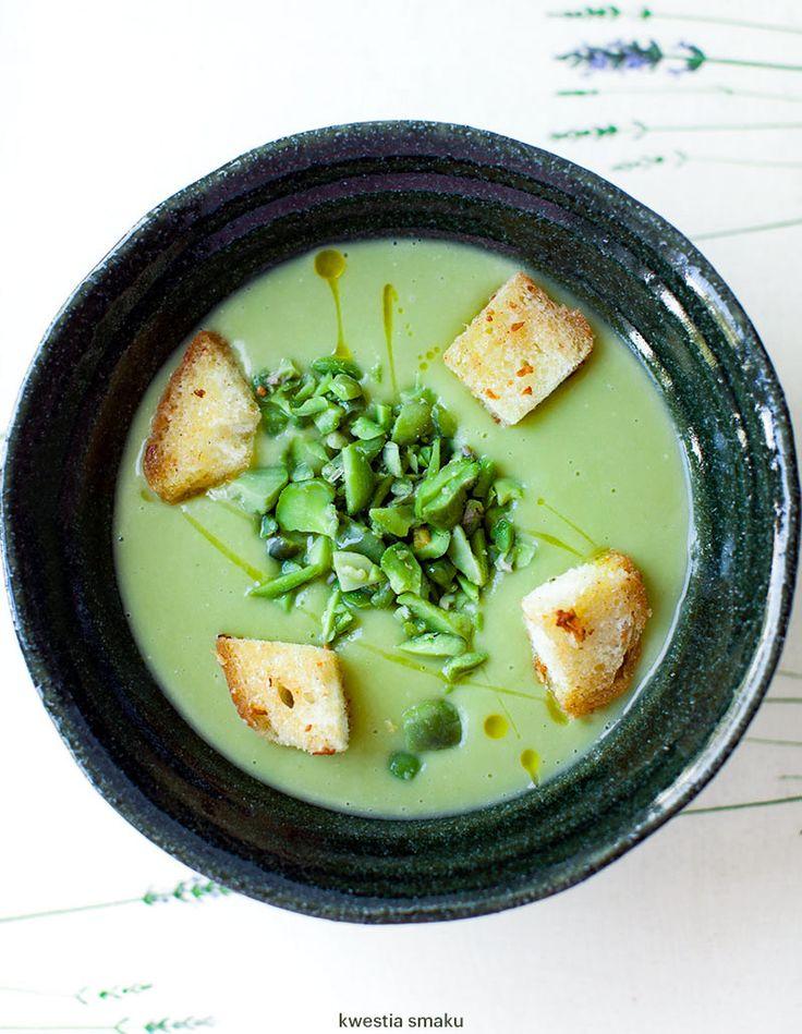 Zupa bobowa