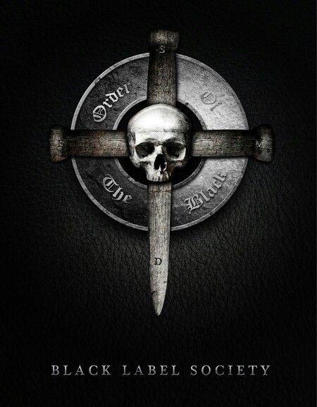 Black Label Society ~ Order Of The Black