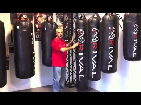 Rival_How to choose a heavy bag (+playlist)