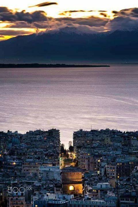 Thessaloniki, Makedonia, Greece