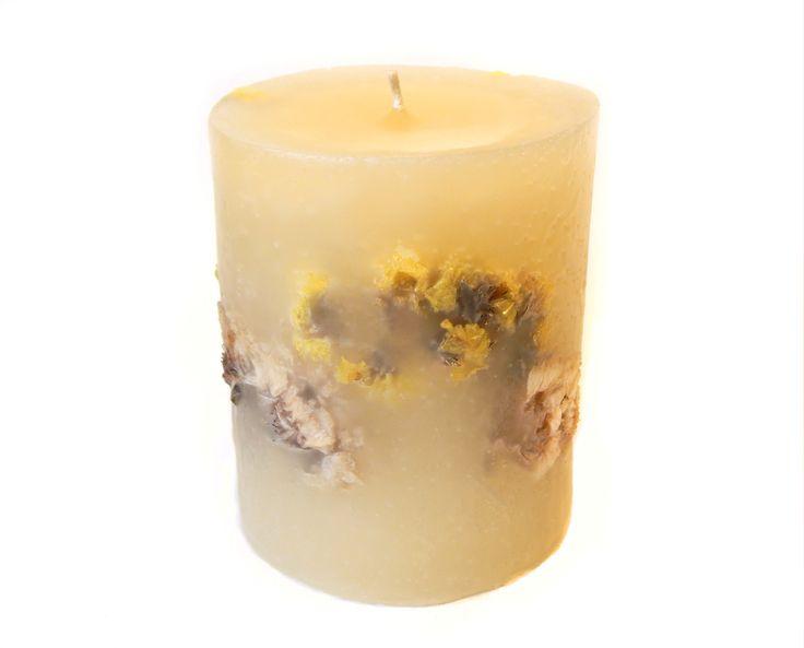 Vanilla flavor #handmade #candles #kirofos #romantic #home #decor #etsy https://www.etsy.com/shop/Kirofos?ref=l2-shopheader-name