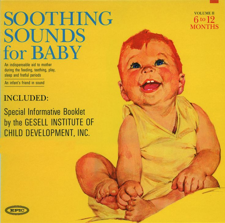 Basta 3090351   Raymond Scott   Soothing Sounds for Baby   3x Vinyl Set