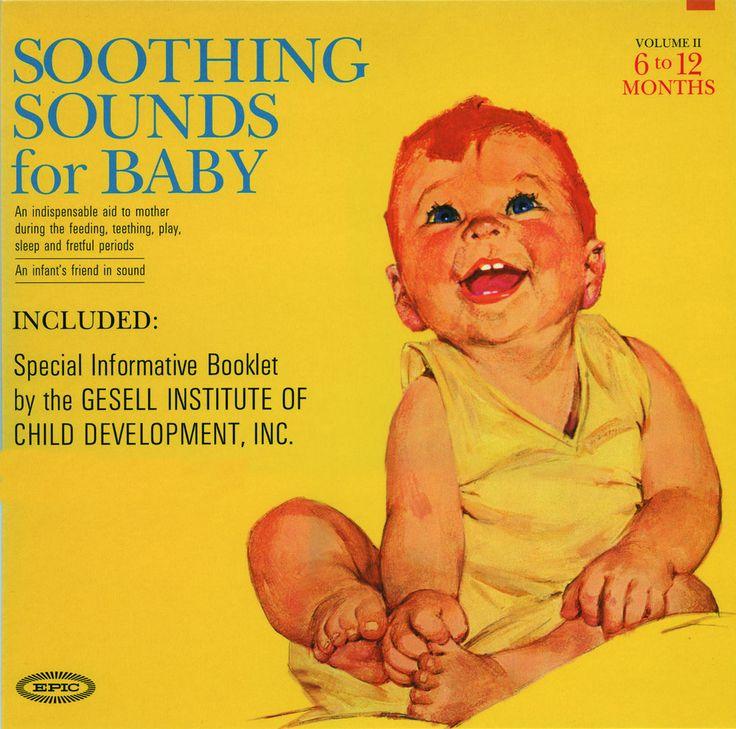 Basta 3090351 | Raymond Scott | Soothing Sounds for Baby | 3x Vinyl Set