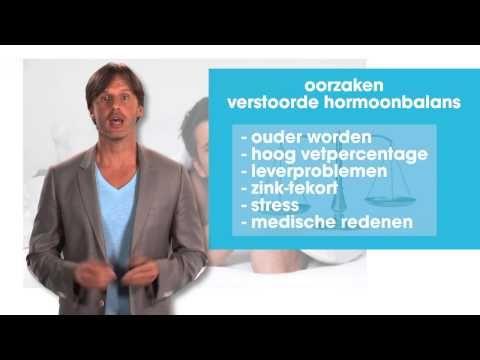 Testosteron | Platte buik, spiermassa, gezonde huid en libido