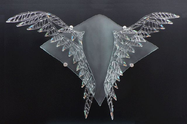 Amanda Lawrence Glass - Wing Forms