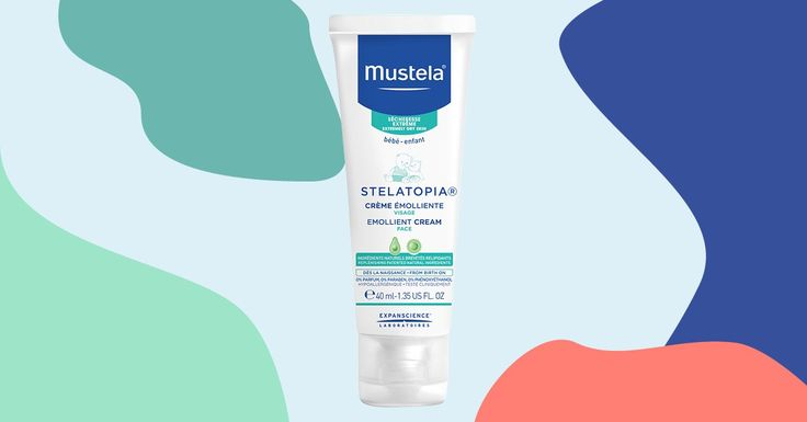 This Drugstore Baby Product Keeps My Skin Moisturized All Winter Long