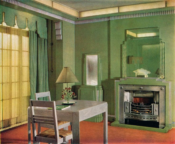 891 Best Art Deco Interiors And Sets Images On Pinterest