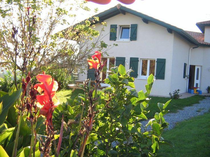 Location vacances maison Mendionde: Gite en plein coeur du Pays Basque