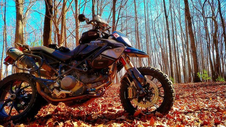 Ducati Hypermotard Adventure
