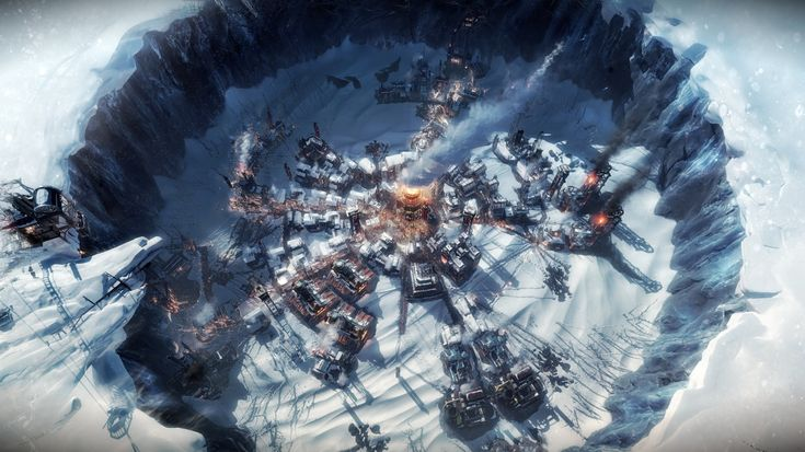Frostpunks brutal tale of survival begins on April 24  11 Bit Studios is bringing a late chill this spring with its city-builder Frostpunk. The strategy game is all about managing and cultivating a civilization to survive a deep freeze thats overtaken the planet. It debuts April 24 on PC for $30.  The Polish studio is best known for its 2014 survival game This War of Mine. It was critically and commercially successful recouping its cost of development within only two days after launch. This…