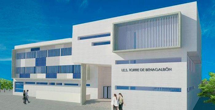 El centro ampliará la oferta de escolarización de la zona de Torre de Benagalbón con 620 plazas de ESO y Bachillerato.  ElConsejo de Gobiernoha ratificado la adjudicación de las obras del nuevoInstituto de Educación Secundaria(IES) deRincón de la Victoria, que se construirá en la zona deTorre de Benagalbóny con una inversión prevista de 4,38 millones de euros.   #construccion #educacion #instituto #la junta