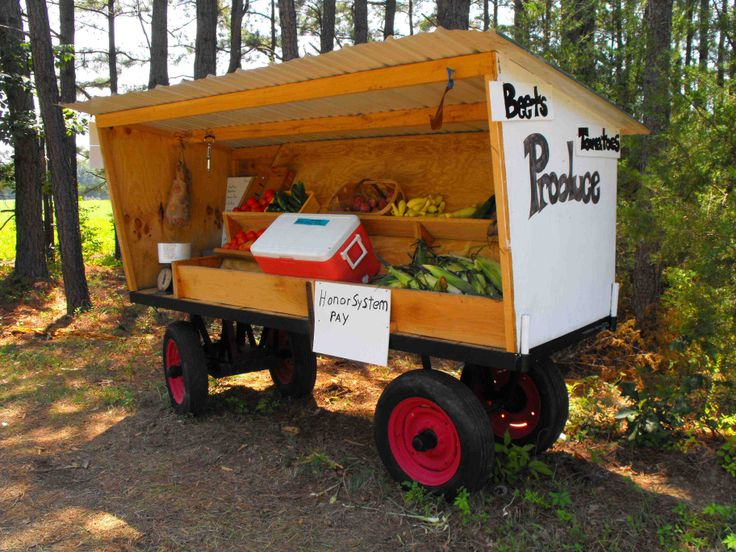 Farmers Market Portable Toilet : Best images about permaculture vegetable stands on
