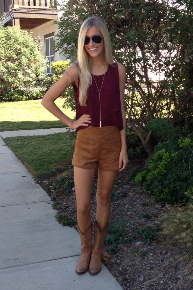 Texas A&M game day outfit