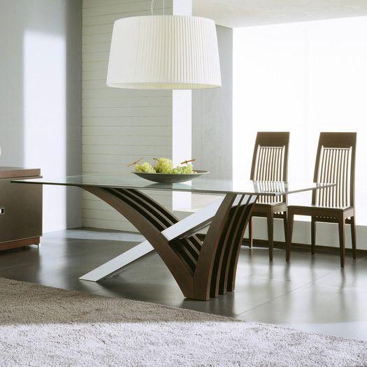Rossetto USA Interni 3 Piece Dining Set. Modern Dining TableSmall ...