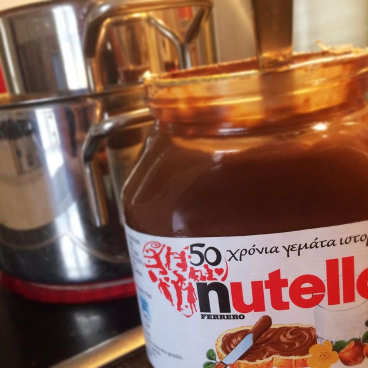 Nutella Marengs