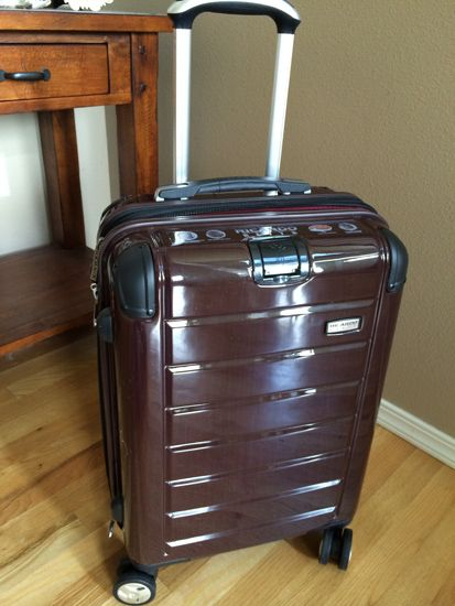 Ricardo Beverly Hills Roxbury Carry-On Luggage Review